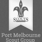 logo for port_melbourne_scouts_grey.png